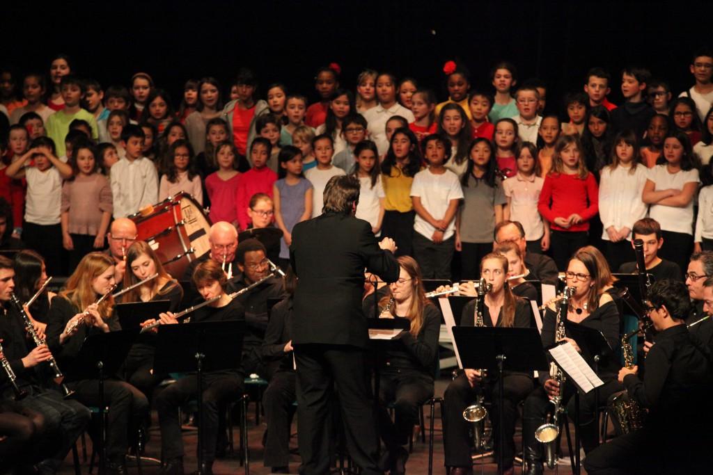 Concert conservatoire