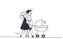 Pictogramme Famille et éducation