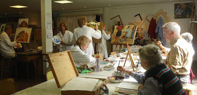 Portes ouvertes de l 39 atelier d 39 art andr langlais ville - Atelier chardon savard portes ouvertes ...