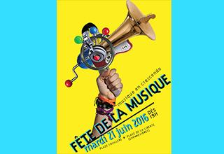 F te de la musique 2016 ville de conflans sainte honorine for Musique piscine