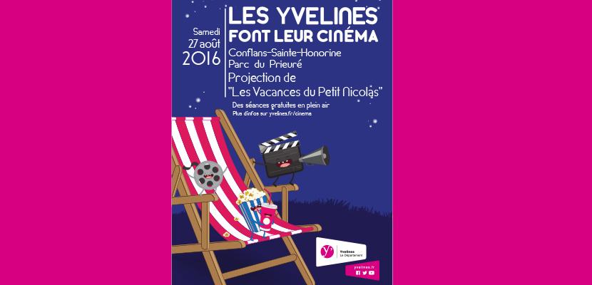 Salles De Cinema Dans Les Yvelines