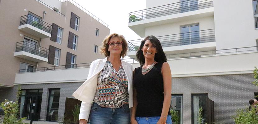 Un partenariat entre la ville et la r sidence les for Piscine de conflans