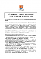 CR CM 17 MAI 2021